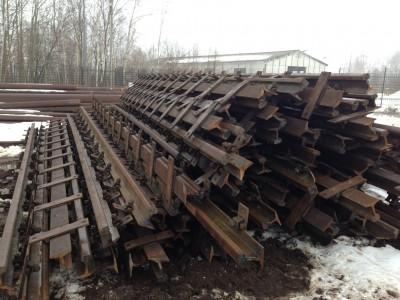 Europaweiter Handel mit FE- und NE-Metallen wie Schienen