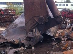 Europaweiter Handel mit FE- und NE-Metallen wie Scherenschrott